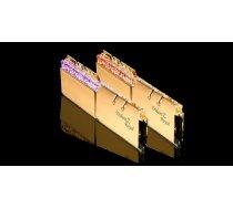 G.Skill Trident Z Royal DDR4 32GB (2x16GB) 3000MHz CL16 1.35V XMP 2.0 Gold F4-3000C16D-32GTRG