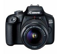 Canon EOS 4000D 18-55 III Black
