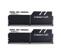 G.skill DDR4 32GB (2x16GB) TridentZ 3200MHz CL14-14-14 XMP2 Black F4-3200C14D-32GTZKW