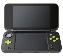 Nintendo New 2DS XL incl. Mario Kart 7 Black/Lime Green MADB