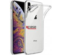 X-Line Apple iPhone XS Max Ultra Slim plāns 0.3 mm Telefona Apvalks Caurspīdīgs Maciņš Vāciņš Soma Maks Cover Bampers Case