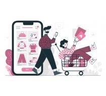 Interneta veikala Iztrāde Izveide | Разработка интернет магазина | Ecommerce development