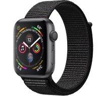 Apple Watch Series 4 GPS Cell 40mm Black Steel Black Loop (MTVM2FD/A)