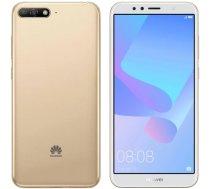 Lietota iekārta Huawei Y6 2018 Dual SIM (Gold) (MAN#7771660)