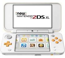 New Nintendo 2DS XL white orange (2209366)