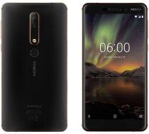 Lietota iekārta Nokia 6.1 Dual SIM (Black) (MAN#7771452)