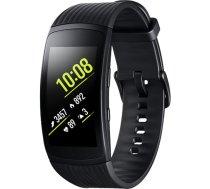 Lietota iekārta Pulkstenis Samsung Gear Fit 2 Pro SM-R365NZKASEB black large (MAN#7771771)