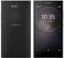 """Sony Xperia L2 Black, 5.5 """", IPS LCD, 720 x 1280, Mediatek MT6737T, Internal RAM 3 GB, 32 GB, MicroSD, Single SIM, Nano-SIM, 3G, 4G, Main camera 13 MP, Secondary camera 8 MP (XPERIA L2 BLACK/32GB/3GB)"""