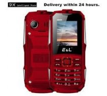 E&L DS S200  Black Red