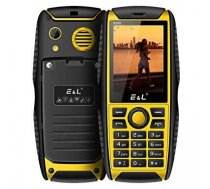 E&L S200  Black Yellow