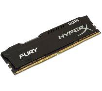 Pamięć HyperX Fury, DDR4, 8 GB, 2400MHz, CL15 (HX424C15FB3/8)