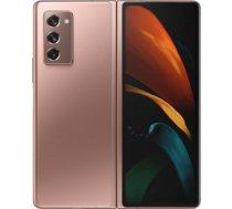 Smartfon Samsung Galaxy Z Fold2 5G 256 GB Dual SIM Brązowy (SM-F916BZNAXEO)