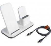 Ładowarka Xtorm Ładowarka bezprzewodowa Xtorm 3 w 1 Apple (iPhone, Apple Watch, AirPods (Pro)), XPS101