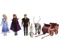 Hasbro Frozen 2 Sledding Adventurous (E5517), E5517EU4