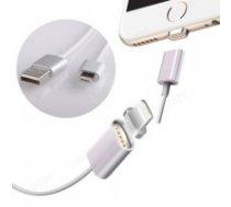 Magnetic USB kabelis Lightning rose gold 1.0m