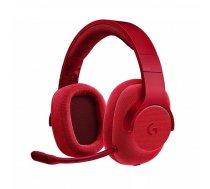 Logitech G433 Fire Red 7.1