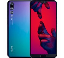 Huawei P20 Pro Twilight, 6.1 , AMOLED, 1080 x 2240 pixels, HiSilicon Kirin, 970, Internal RAM 6 GB, 128 GB, Dual SIM, Nano-SIM, 3G, 4G, Main camera Triple 40+20+8 MP, Secondary camera 24 MP, Android, 8.1, 4000 mAh