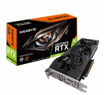 Gigabyte GV-N2080WF3-8GC NVIDIA, 8 GB, GeForce RTX 2080, GDDR6, PCI Express 3.0, Processor frequency 1710 MHz, HDMI ports quantity 1, Memory clock speed 14000 MHz