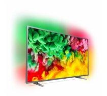 Philips 43PUS6703/12 43 (108 cm), Smart TV, UHD Ultra Slim LED, 3840 x 2160 pixels, Wi-Fi, DVB T/C/T2/S/S2, Grey