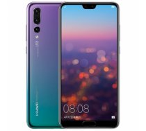 Huawei P20 Pro Twilight, 6.1 , AMOLED, 1080 x 2240 pixels, HiSilicon Kirin, 970, Internal RAM 6 GB, 128 GB, Single SIM, Nano-SIM, 3G, 4G, Main camera Triple 40+20+8 MP, Secondary camera 24 MP, Android, 8.1, 4000 mAh