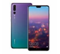 Huawei P20 Pro Twilight, 6.1 , AMOLED, 1080 x 2240 pixels, HiSilicon Kirin, 970, Internal RAM 6 GB, 128 GB, Dual SIM, Nano-SIM, 3G, 4G, Main camera Triple 40+20+8 MP, Secondary camera 24 MP, Android, 8.1, 4000 mAh