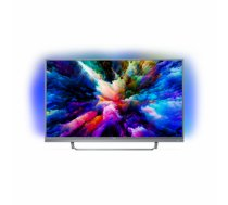 Philips 49PUS7503/12 49 (123 cm), Smart TV, UHD Ultra Slim LED, 3840 x 2160 pixels, Wi-Fi, DVB T/C/T2/S/S2, Silver