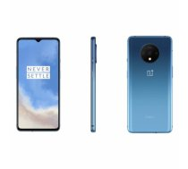 OnePlus 7T Glacier Blue, 6.67 , AMOLED, 1080 x 2400 pixels, Qualcomm SDM855 Snapdragon 855+, Internal RAM 8 GB, 128 GB, microSD, Dual SIM, Nano-SIM, 3G, 4G, Main camera 48+8+16 MP, Secondary camera 16 MP, Android, 10.0, 3800 mAh