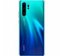 Huawei P30 Pro Aurora Blue, 6.47 , OLED, 1080 x 2340 pixels, Internal RAM 8 GB, 128 GB, microSD, Dual SIM, Nano-SIM, 3G, 4G, Main camera 40+20+8 MP, Secondary camera 32 MP, Android, 9.0, 4200 mAh