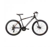 "Kalnu velosip?ds Romet Rambler R6.2 26"" 2126120 Melns S(14)"