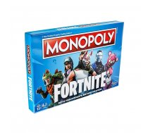 HASBRO Galda spēle  Monopols Fortnite  (ENG)