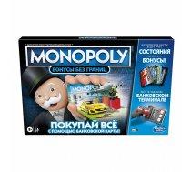 MONOPOLY Spēle Super Electronic Banking (Krievu val.)