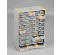 Kaste ar nodalījumiem 300x140x430 VarioPlus Metall 48 Allit