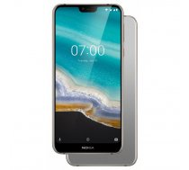 "Nokia 7.1 14.8 cm (5.84"") Dual SIM 4G USB Type-C 3 GB 32 GB 3060 mAh Stainless steel | 11CTLS01A06"