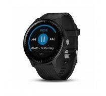 Garmin vívoactive 3 Music sport watch Touchscreen Bluetooth 240 x 240 pixels Black | 010-01985-02