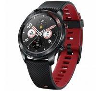 "Honor Watch Magic 3.05 cm (1.2"") 42 mm AMOLED Black, Red GPS (satellite)   55023299"
