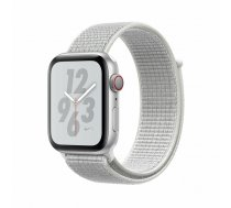 Apple Watch Nike+ Series 4 44 mm OLED 4G Silver GPS (satellite) | MTXJ2FD/A