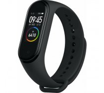 "Xiaomi Mi Smart Band 4 AMOLED Wristband activity tracker 2.41 cm (0.95"") Black | BAND4"