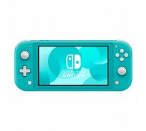 """Nintendo Switch Lite portable game console 14 cm (5.5"""") 32 GB Touchscreen Wi-Fi Turquoise   10002292"""