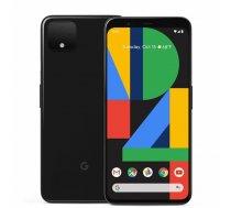 "Google Pixel 4 14.5 cm (5.7"") 4G USB Type-C 6 GB 64 GB 2800 mAh Black | GA01187-DE"