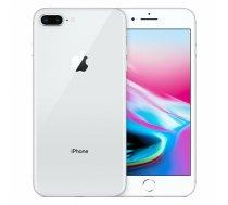 "Apple iPhone 8 Plus 14 cm (5.5"") Single SIM iOS 11 4G 64 GB Silver Refurbished  "