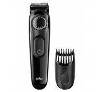 Braun BT3020 Wet & Dry Black beard trimmer | BT 3020