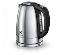 Electrolux EEWA 7700 electric kettle 1.7 L 2400 W Black, Silver   EEWA 7700