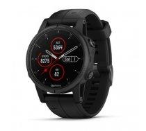 Garmin fēnix 5S Plus sport watch Black 240 x 240 pixels Bluetooth | 010-01987-03