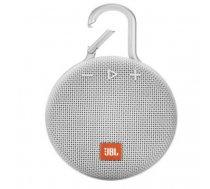 JBL Clip 3 3.3 W Mono portable speaker White | JBLCLIP3WHT