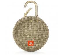 JBL Clip 3 3.3 W Mono portable speaker Sand | JBLCLIP3SAND