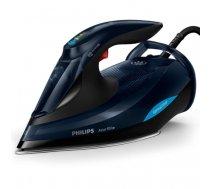 Philips GC5036/20 iron Steam iron SteamGlide Advanced Black,Blue 3000 W | GC5036/20