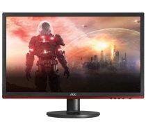 "AOC 60 Series G2460VQ6 LED display 61 cm (24"") 1920 x 1080 pixels Full HD LCD Black   G2460VQ6"
