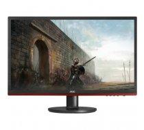 "AOC Gaming G2460VQ6 LED display 61 cm (24"") 1920 x 1080 pixels Full HD LCD Flat Matt Black   G2460VQ6"