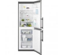 Electrolux EN3201MOX fridge-freezer Freestanding Grey,Stainless steel 308 L A++ | EN3201MOX