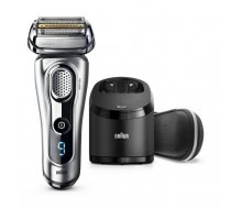 Braun Series 9 9291cc Wet&Dry men's shaver Foil shaver Trimmer Silver | 165866